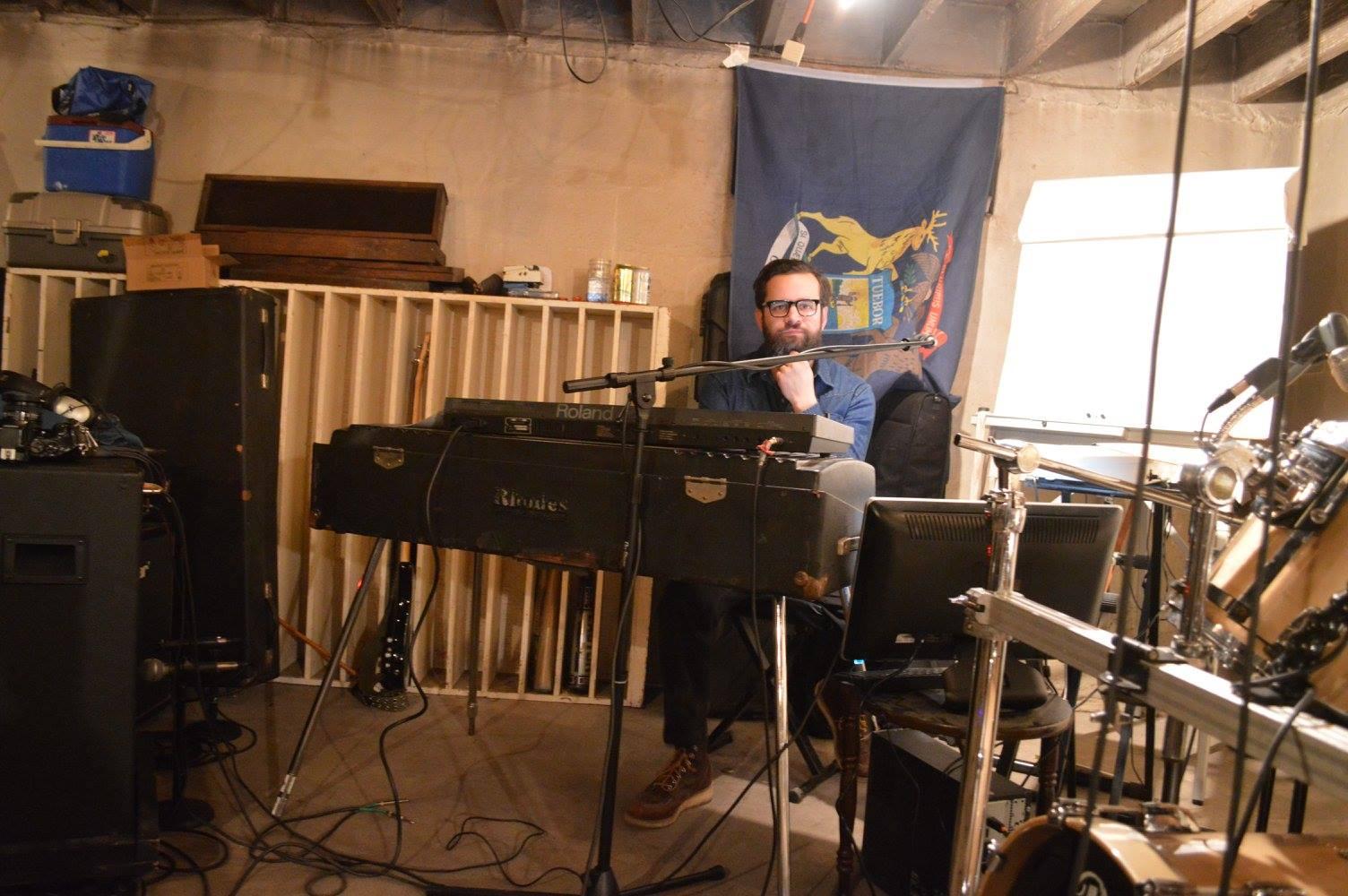 Tomas Laverty Keyboards
